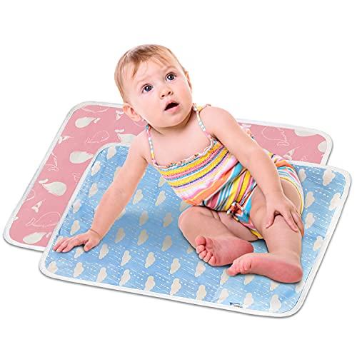 HyAdierTech – Cambiador portátil acolchado para bebé