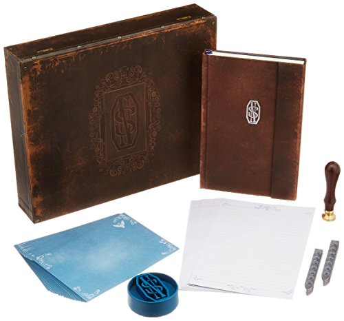 FANTASTIC BEASTS AND WHERE TO FIND THEM: NEWT SCAMANDER DELUXE STATIONERY SET (Harry Potter)