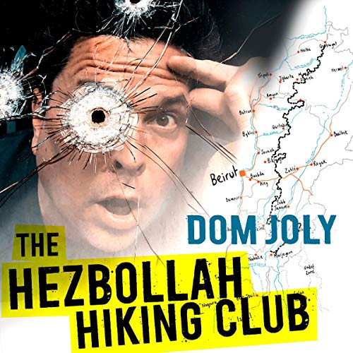 The Hezbollah Hiking Club audiobook cover art