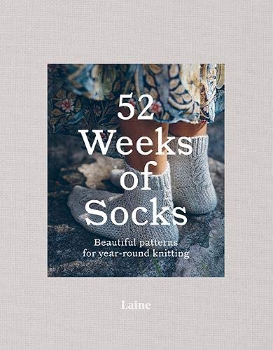 52 Weeks of Socks Beautiful patterns for year round knitting product image