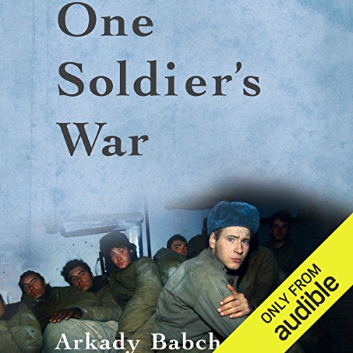 One Soldier's War Titelbild