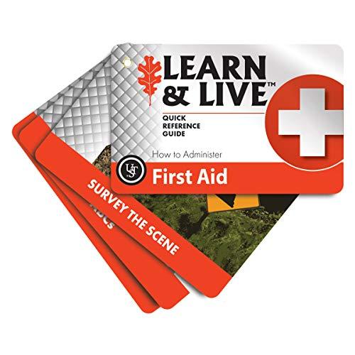 UST Learn & Live Educational Card Set, Pertolongan Pertama