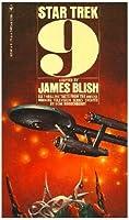 Star Trek 9 0553121111 Book Cover