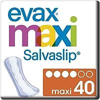 Evax Salvaslip Maxi Protegeslip - 40 unidades