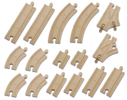 Chuggington LC56902 - Chuggington(Holz - Schienenpack)