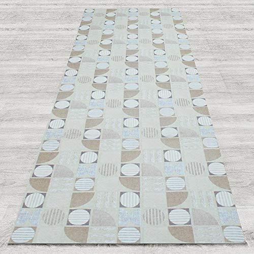 IlGruppone Tappeto passatoia Fantasia Savana Antiscivolo Lavabile Varie Misure - Savana - 50x250 cm