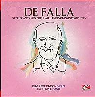Seven Canciones Populares Espanolas