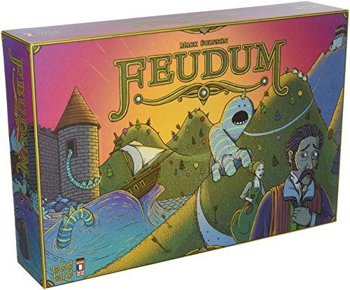 Odd Bird Games Feudum - English