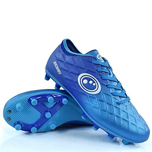 OPTIMUM Unisex Ignisio Fußballschuhe, Blau (Arctic Blue 001), 45 EU
