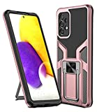 MGAH Galaxy A72 Phone Case with Kickstand & Lens Protection