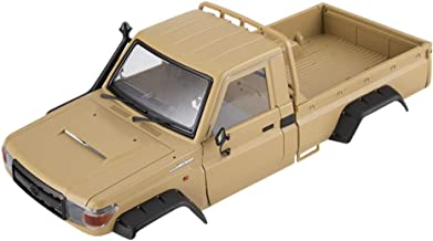 Mobiliarbus RC Car Body Shell Kit Killerbody LC70 for 323mm Wheelbase Traxxas TRX-4 Chassis 1/10 Toyota Land Cruiser 70