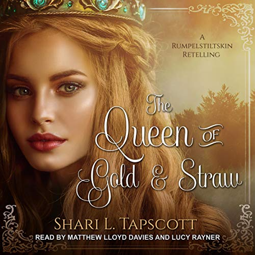 The Queen of Gold and Straw cover art