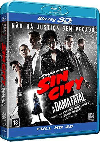 Sin City 2 - A Dama Fatal 3D