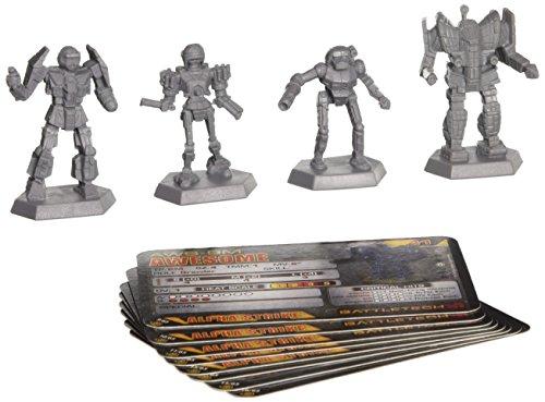 Catalyst Game Labs CAT35711 Spielset BattleTech: Support Lance Pack