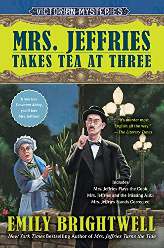 Mrs. Jeffries Takes Tea at Three