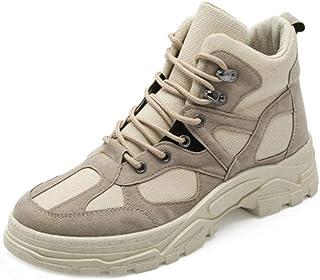 ZOSYNS Heren sneeuwlaarzen wandelschoenen winterlaarzen laarzen laarzen voor heren verdikt warm gevoerd casual antislip ka...