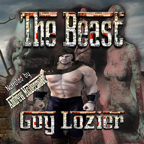 The Beast audiobook cover art