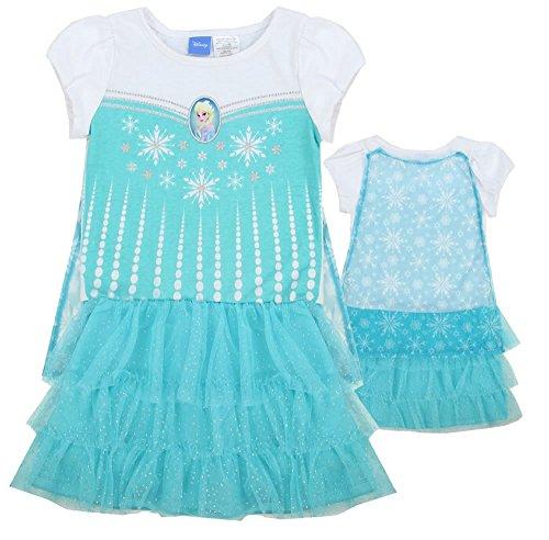 Disney Robe Manches Courtes bébé Fille Minnie de (12 Mois)