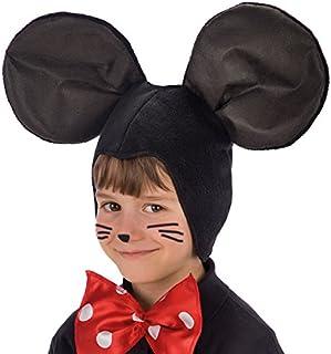 Accessoires vestimentaires Halloween Mickey Mouse Inception Pro Infinite Bandeau Mickey Mouse Carnaval Homme Enfant Oreilles