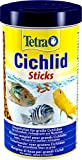 Tetra cich Lid baquetas (Forro Principal para todos los cichliden y otros grandes peces ornamentales, schwimmfähige Forro baquetas), diferentes tamaños