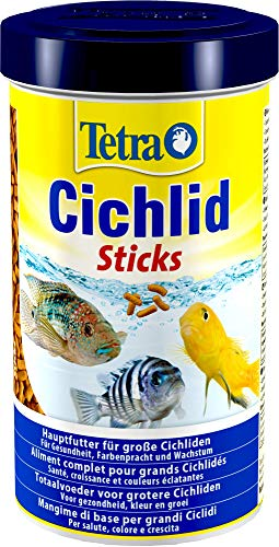 Tetra - 767133 - Cichlid Sticks - 500 ml