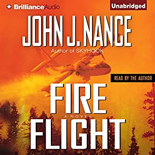 Fire Flight audiobook cover art
