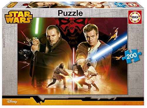 Puzzles Educa - Star Wars, 200 Piezas (16165)