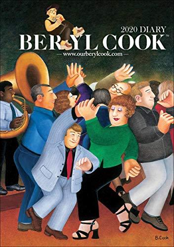 Beryl Cook A5 Diary 2020