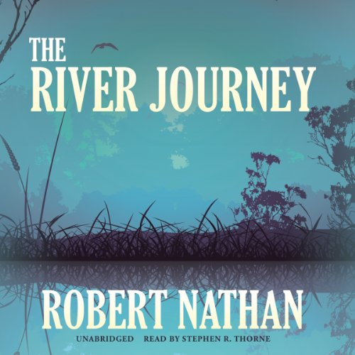 The River Journey audiobook cover art