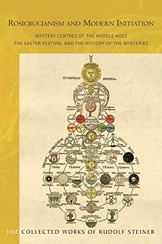 ROSICRUCIANISM AND MODERN INITIATION: Mystery Centres of the Middle Ages. The Easter Festival and the History of the Mysteries (The Collected Works of Rudolf Steiner) (English Edition)