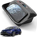 WY-CAR Cargador Inalámbrico Automóvil Cargador Inalámbrico Automóvil para Toyota Corolla 2020, 10W Carga Rápida Accesorios Coche, Cargador Inalámbrico Rápido para iPhone Samsung