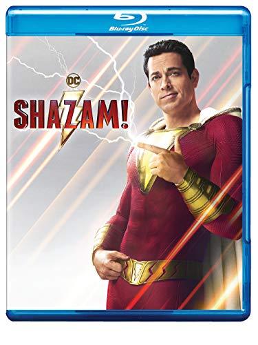 Shazam! (Blu-ray + DVD + Digital Combo Pack)