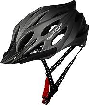 BaZhaHei - Casco unisex para bicicleta de montaña o de carreras, ciclismo, carreras, deportes de seguridad, superligero