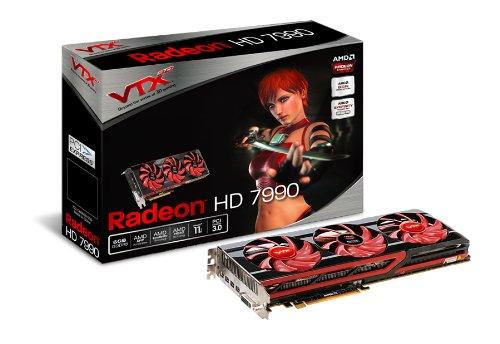 VTX3D VX7990 6GBD5-M4DHG Grafikkarte