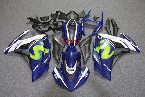 YAMAHA YZF-R25 R3 r25   外装セット movistars