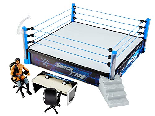 WWE Smackdown Live Main Event Ring