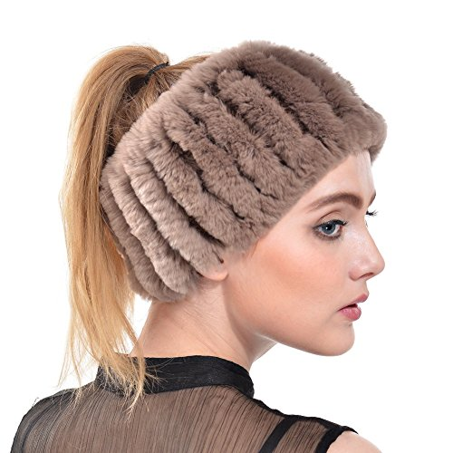 Lannister Kopfschmuck Stirnband Haar Band Süße Niedlichen Elegant Headwear Haarband Stylish Festlich Bekleidung Pelz Stirnband Winter Knit Neck Warmer Real Pelz Stirnbänder Frauen Schal