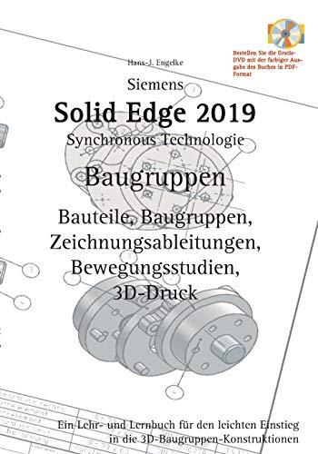 Solid Edge 2019 Baugruppen