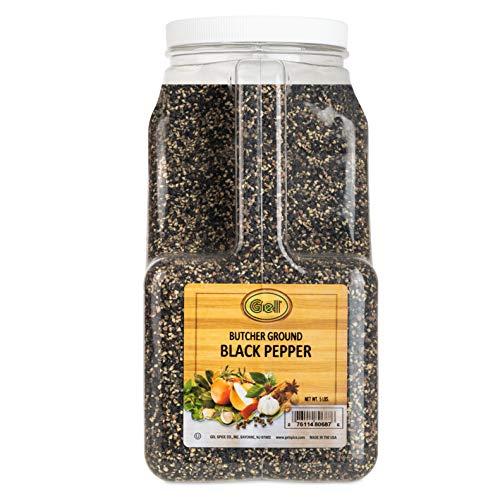 Gel Spice Butcher Ground Black Pepp…