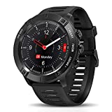 CatShin Smart Watch for Android and iOS Phones,Bluetooth Fitness Tracker Watch,IP68 Swimming Waterproof Pedometer Watch,Activity Tracker Smart Watch for Men and Women Sports Watch (Black)
