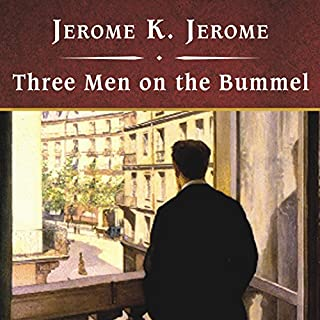 Three Men on the Bummel                   By:                                                                                                                                 Jerome K. Jerome                               Narrated by:                                                                                                                                 David Case                      Length: 6 hrs and 55 mins     38 ratings     Overall 4.3
