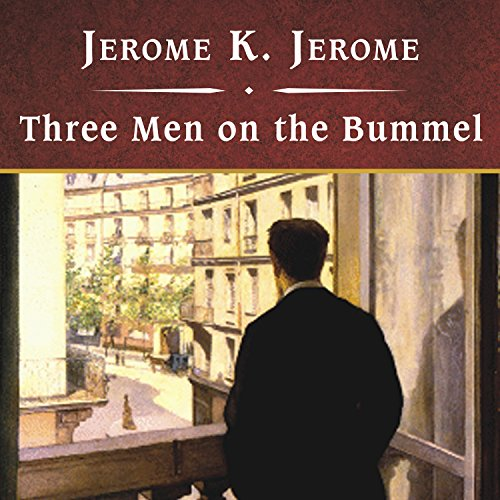 Three Men on the Bummel                   By:                                                                                                                                 Jerome K. Jerome                               Narrated by:                                                                                                                                 David Case                      Length: 6 hrs and 55 mins     48 ratings     Overall 3.9