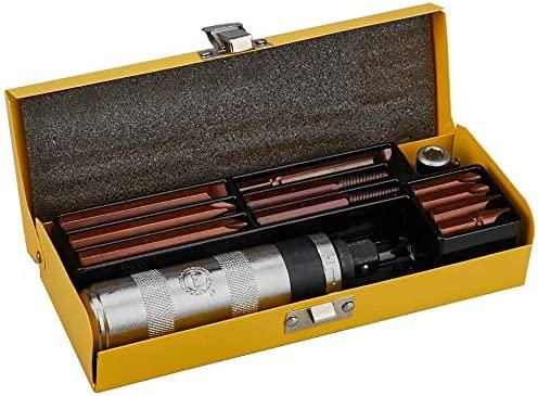 AKM Hand Manual Reversible Dallas Mall Impact Driver depot PCS Im Set Extractor-12