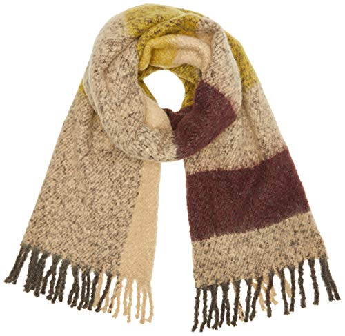 ICHI Damen IABAI SC Winter-Schal, 170839, One size
