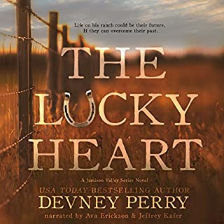The Lucky Heart cover art