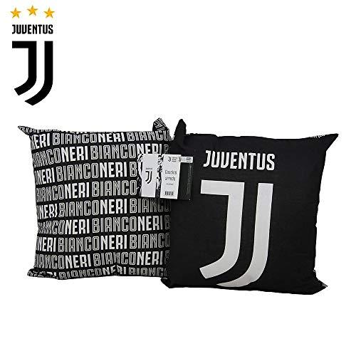 Juventus Kussen Officiële Originele 40x40 Gadget Voetbal Team Gift Idee Nieuwe