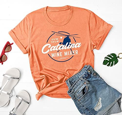 Catalina Wine Mixer Shirt, Step Brothers Catalina Wine Mixer Sunset Graphic Adult T-Shirt, Catalina Wine Mixer Hat, Catalina Wine Mixer Shirt Women