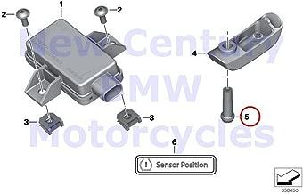 BMW Genuine Motorcycle Tyre Pressure Control System RDC Sensor Pin R1200RT R900RT R1200R R1200ST R1200S K1200S K1300S K1200R K1200R Sport K1300R K1200GT K1300GT K1600GT K1600GTL K1600GTL Excl R1200GS