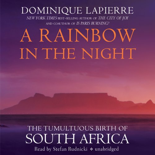 A Rainbow in the Night cover art