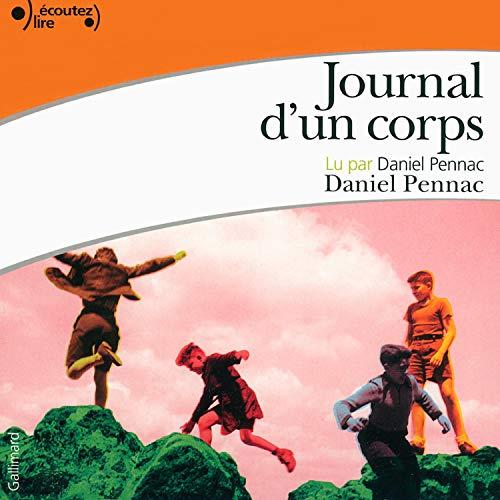 Journal d'un corps  By  cover art
